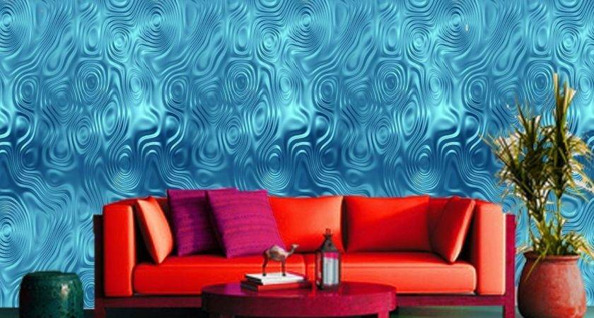 Tropical Water Climax Sea Ocean Blue Wall