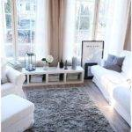 Try August Changing Living Room White