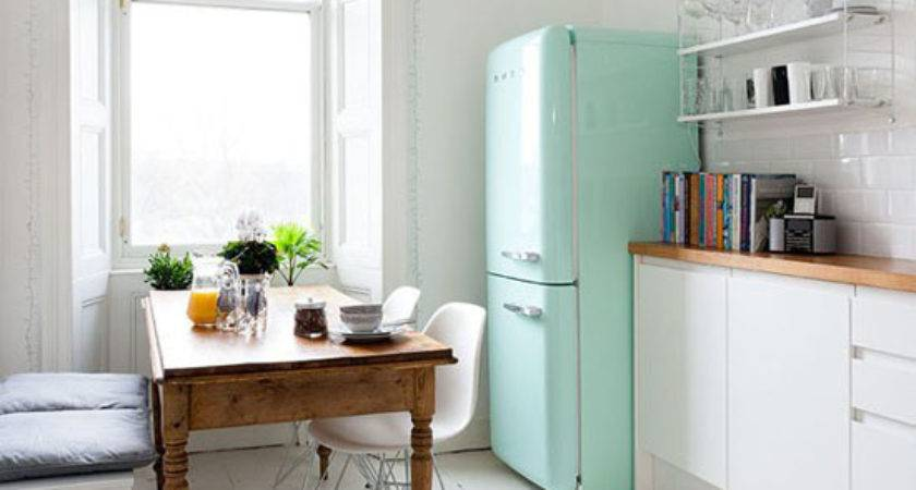 Turquoise Accents Kitchen Paradissi