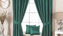 Turquoise Curtains Living Room Cream Wall Ideas