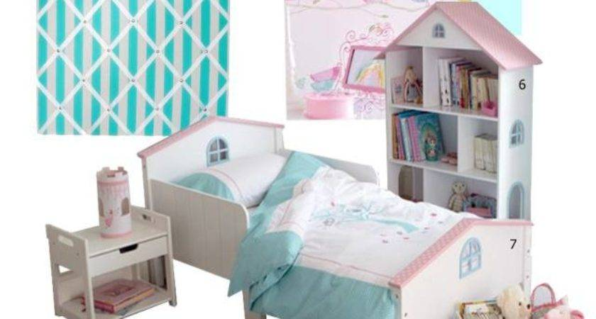 Turquoise Pink Girls Room Piccolo House Blog