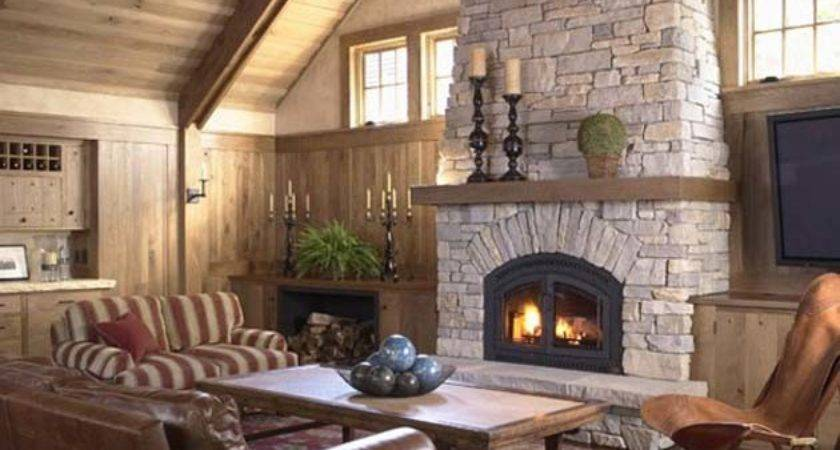 Tuscan French Country Fireplace Pinterest Stone