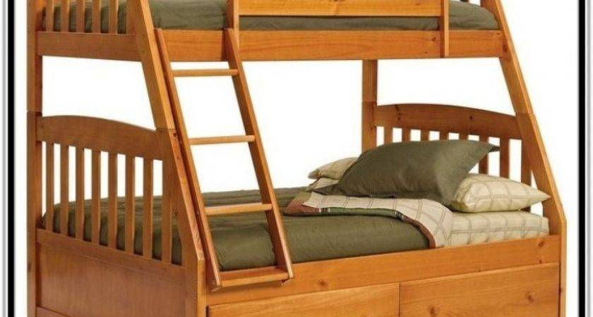Twin Over Futon Bunk Bed Cheap Uncategorized Interior