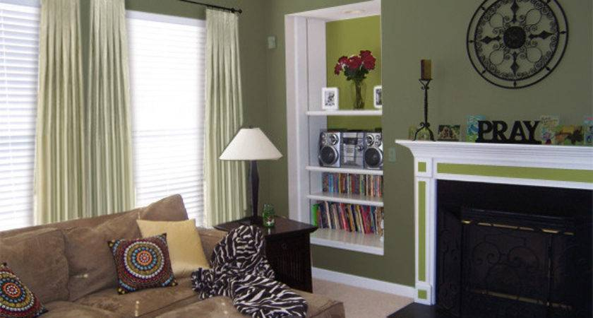 Two Color Room Painting Ideas House Decor