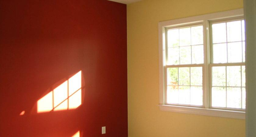 Two Color Wall Painting Room Ideas Colors