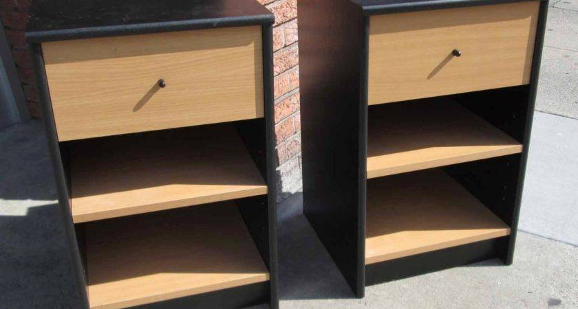 Uhuru Furniture Collectibles Sold Black Tan