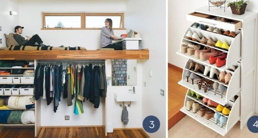 Unique Clothing Organization Ideas Small Spaces Curbly