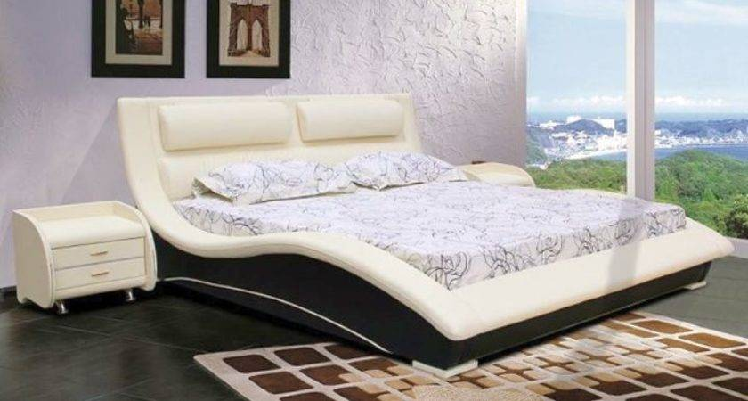 Unique Curved Bed Designs Comfort Better