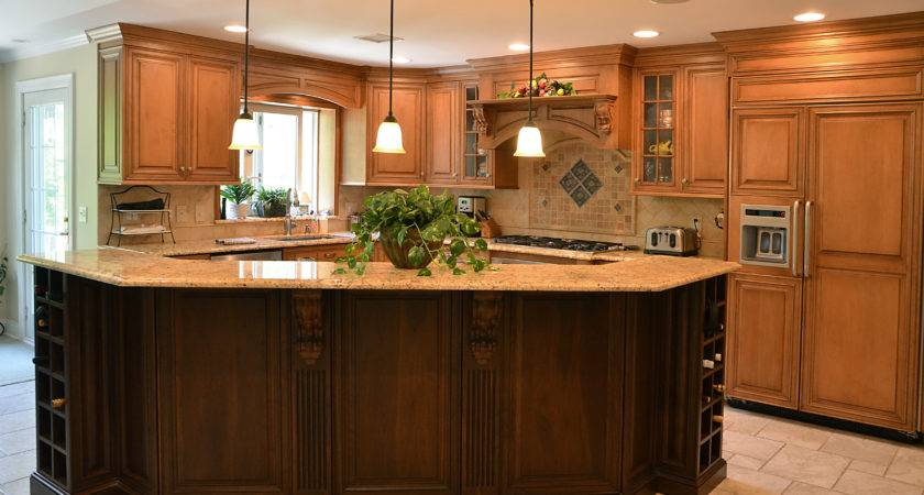 Unique Kitchen Islands Large Awesome