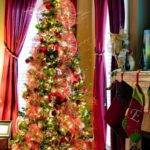 Unique Mesh Christmas Tree Ideas Pinterest Red