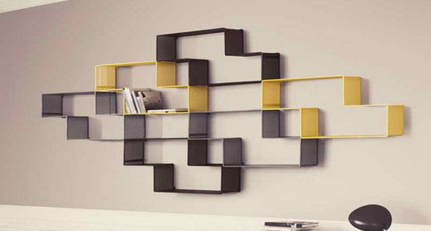 Unique Wall Shelves Widaus Home Design