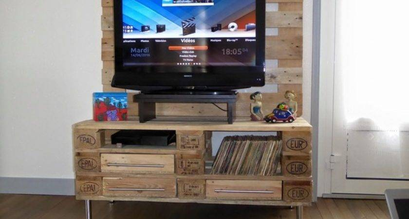 Used Pallet Recycled Furniture Ideas