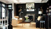 Using Black Main Color Your Interior Cor