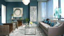 Valuable Blue Brown Decorating Ideas Living Room