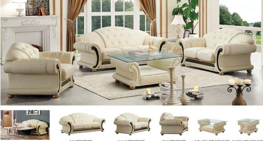 Versa Living Room Set Beige Shipping Get Furniture