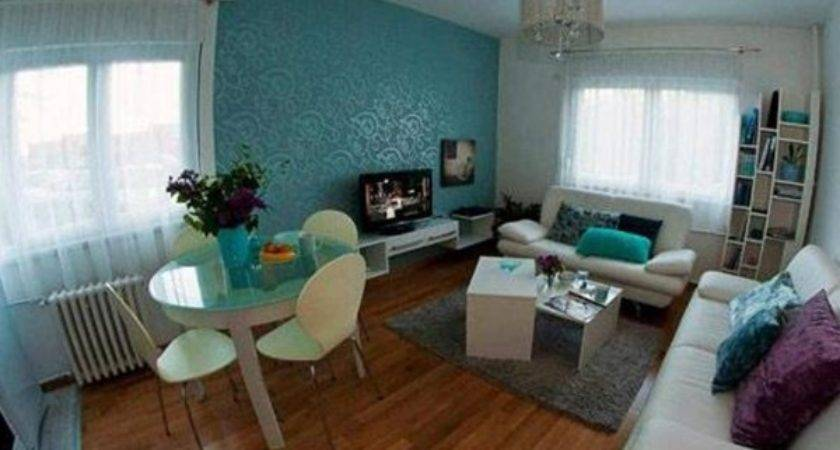 Very Small Apartment Decorating Ideas Room