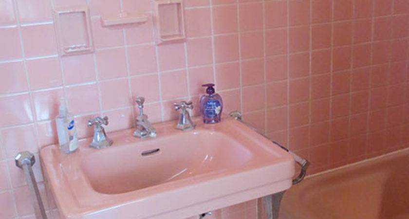Vibrant Classic Restrooms Comer Residence