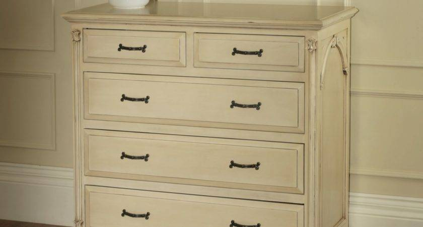 Victorian Antique French Chest Working Well Alongside Our