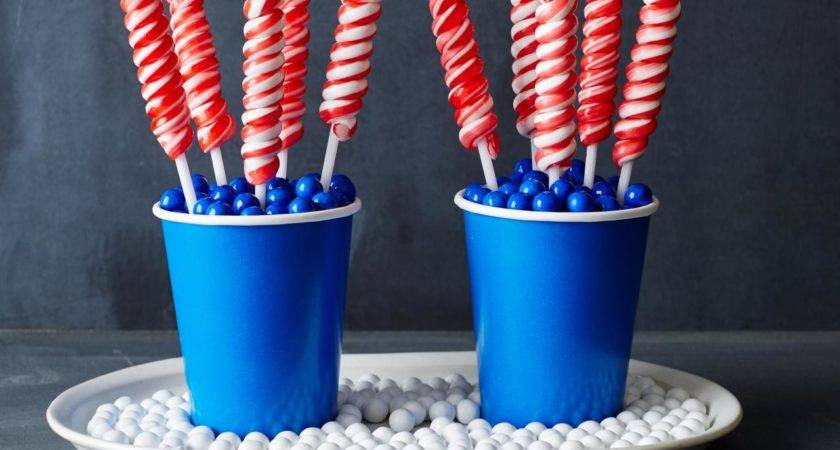 Victory Sweet Candy Centerpieces Every Football