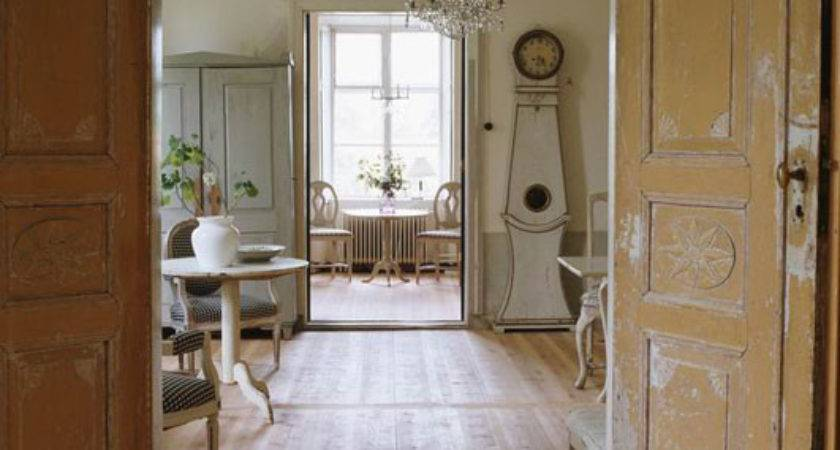 Vintage Chic Homes Beautiful Post