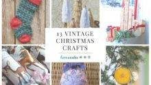 Vintage Christmas Crafts Favecrafts