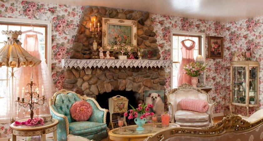Vintage Country Bedroom English Decorating