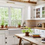 Vintage Kitchen Design Rustic Styles Home