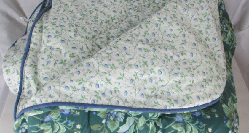 Vintage Laura Ashley Brambleberry Twin Craftyseller