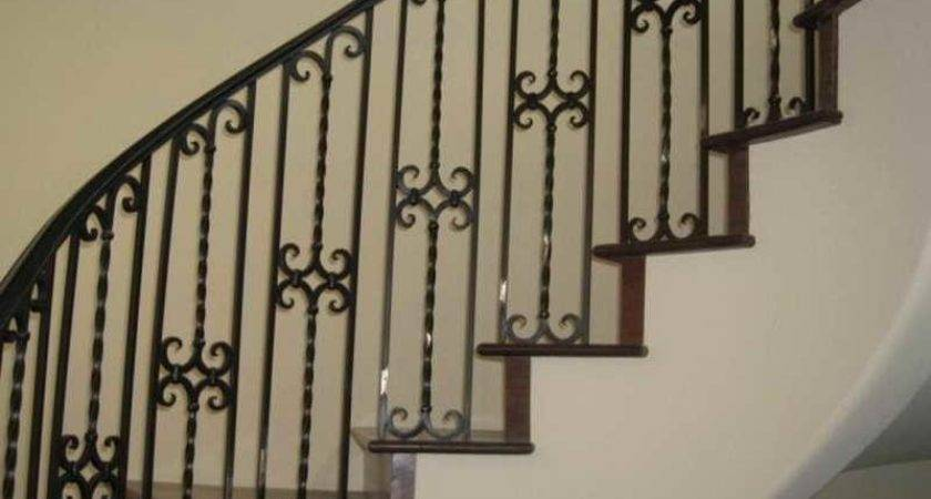 Vintage Stair Rail Photos