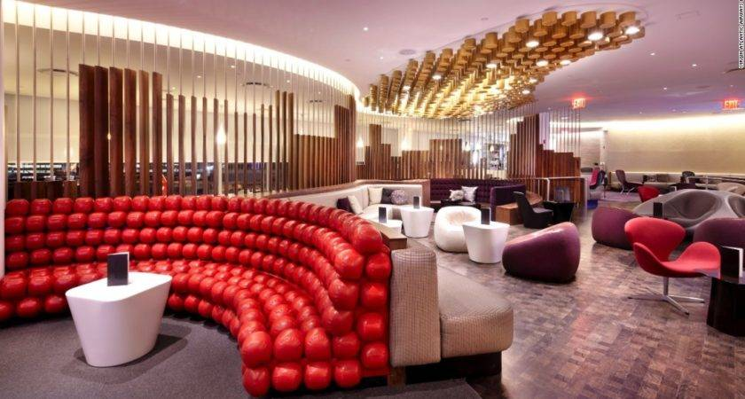 Virgin Atlantic Clubhouse New York Jfk International