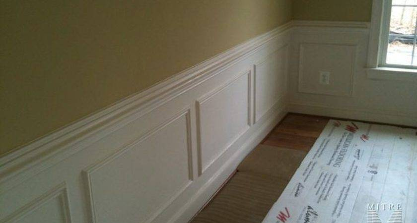 Wainscoting Dining Room Home Planning Ideas