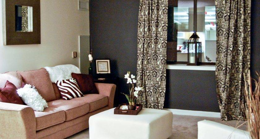 Wall Color Ideas Living Room Brown