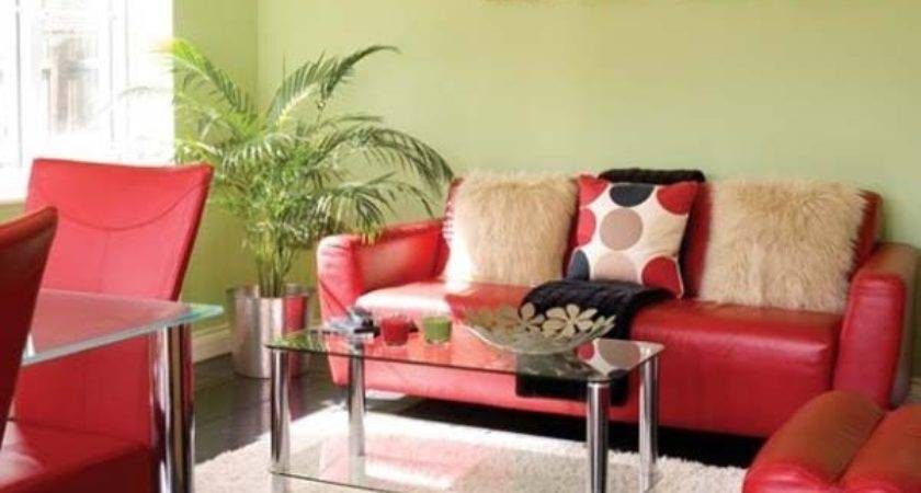 Wall Color Living Room Red Sofa Myminimalist