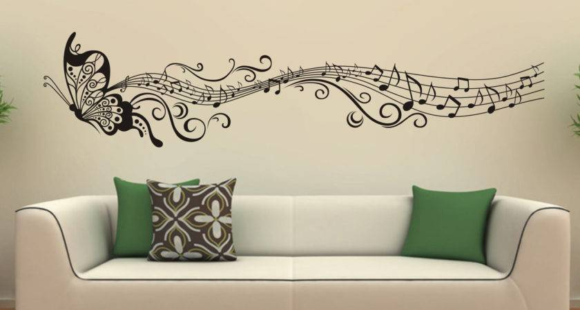 Wall Decorating Ideas House Interior Home Furniture