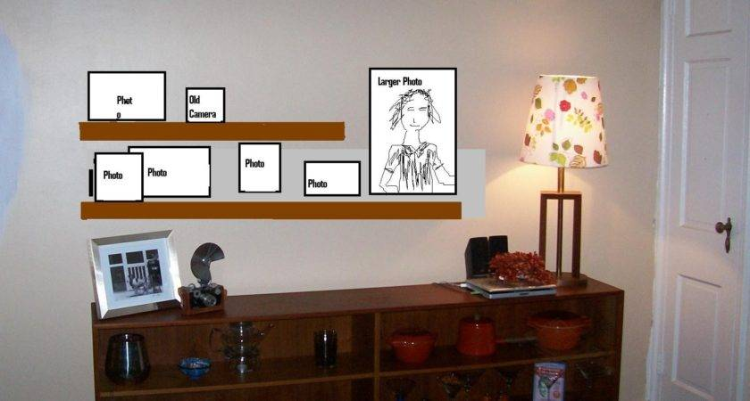 Wall Mounted Shelving Systems Can Diy Living Room