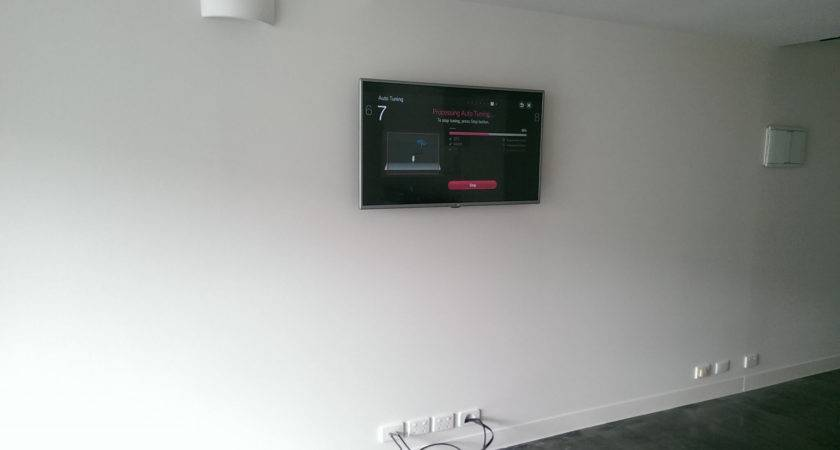 Wall Mounting Apartment Port Melbourne Antennify