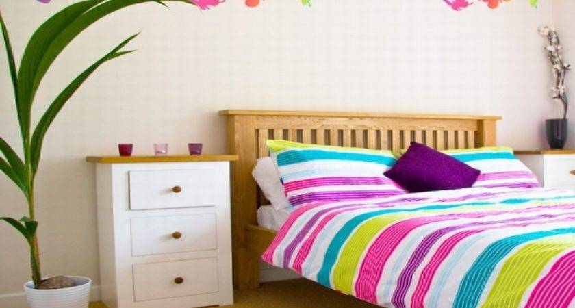 Wall Painting Ideas Girls Bedroom Design