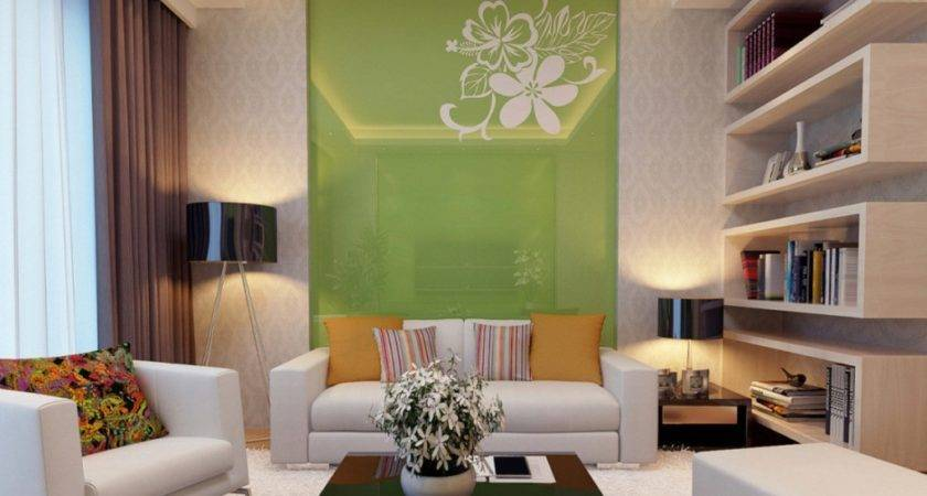 Wall Partition Interior Designs Living Room House