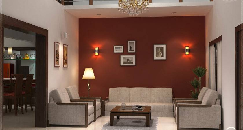 Wall Showcase Designs Living Room Kerala Style Home