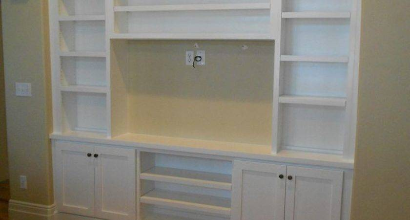 Wall Units Amusing Diy Built Media Center Build Your