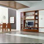 Wall Units Contemporary Dining Room Miami