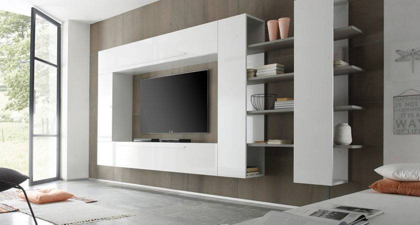 Wall Units Interesting Contemporary Cabinets Living