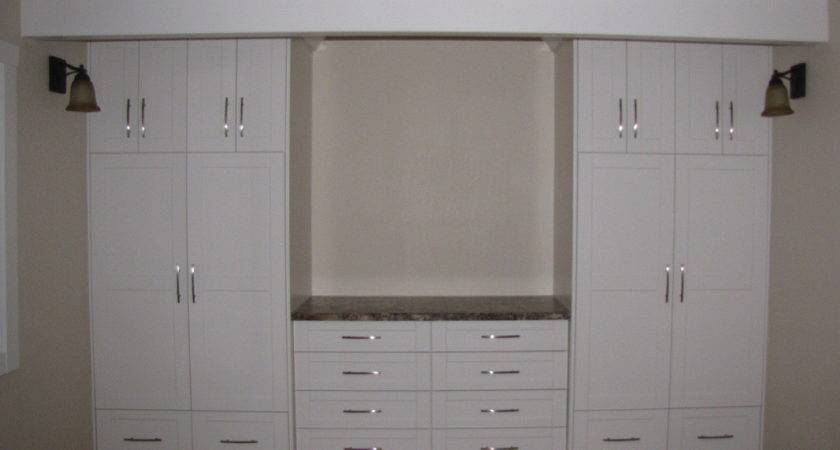 Wall Units Machnee Custom Woodworking