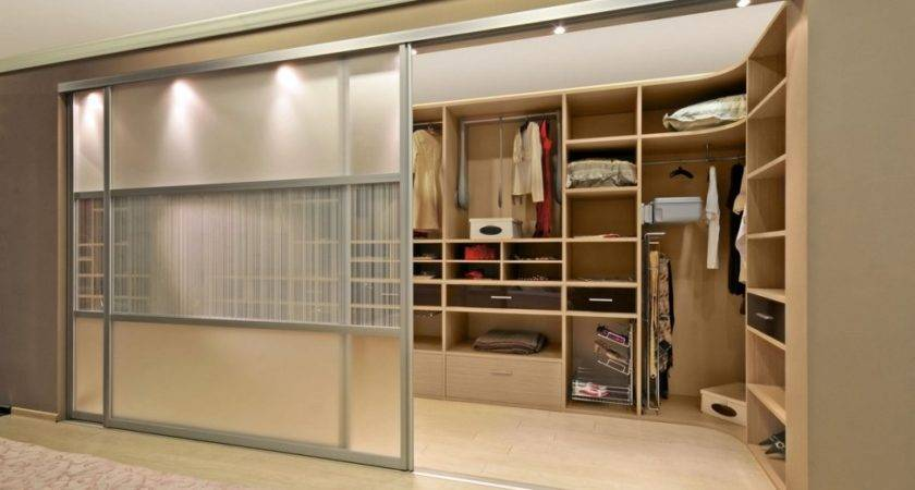 Wardrobe Storage Designs Built
