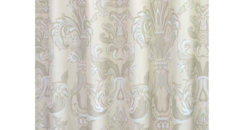 Watershed Park Smith Landsdale Fabric Shower Curtain