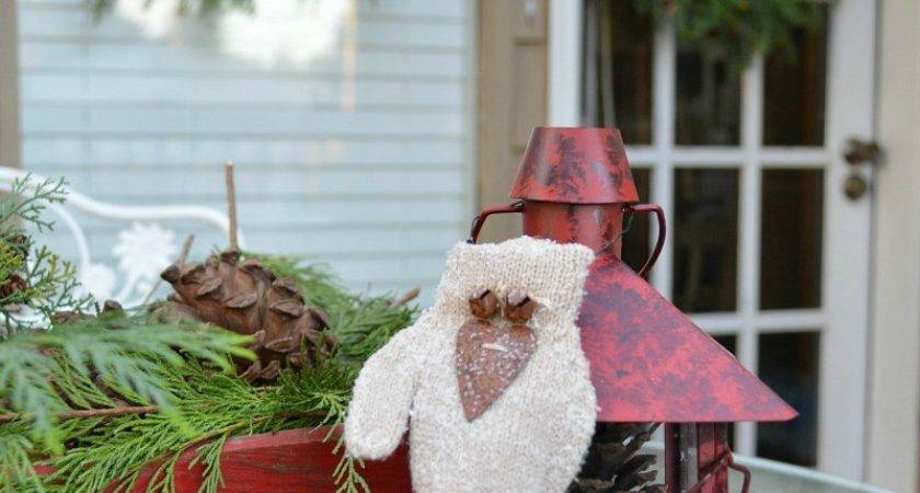 Weather Resistant Outdoor Christmas Decorating Ideas Fox