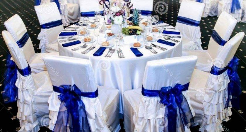 Wedding Decorations Awesome Navy Blue White