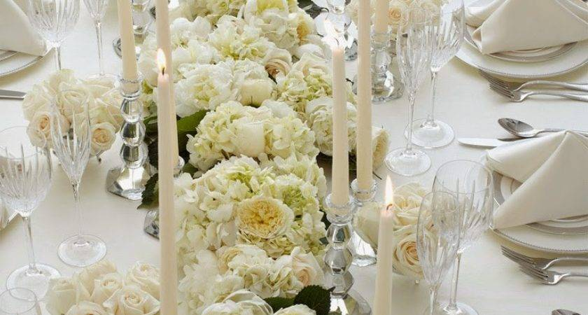 Wedding Table Decorations Flowers Refreshrose