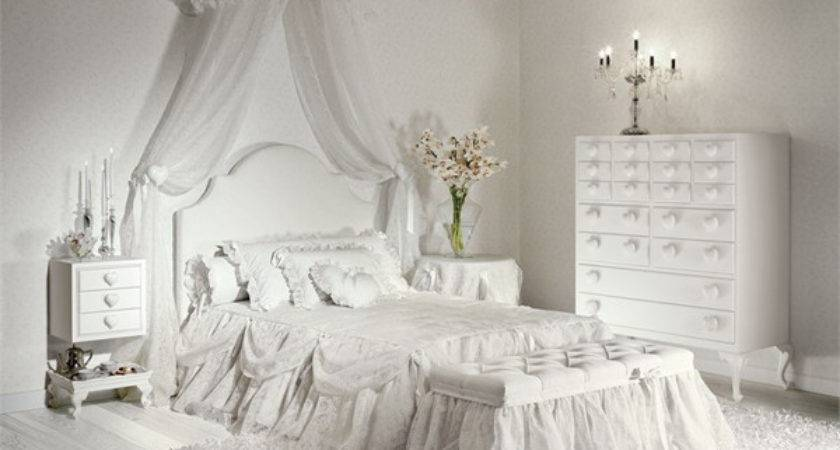 White Bedroom Designs Inspiration