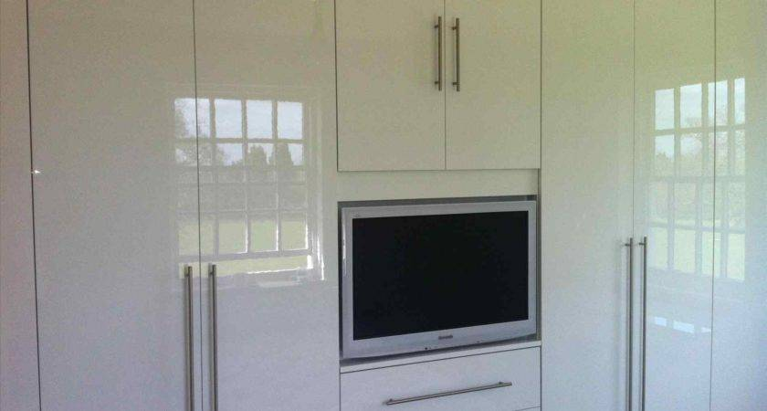 White Fitted Wardrobes Kapan Date